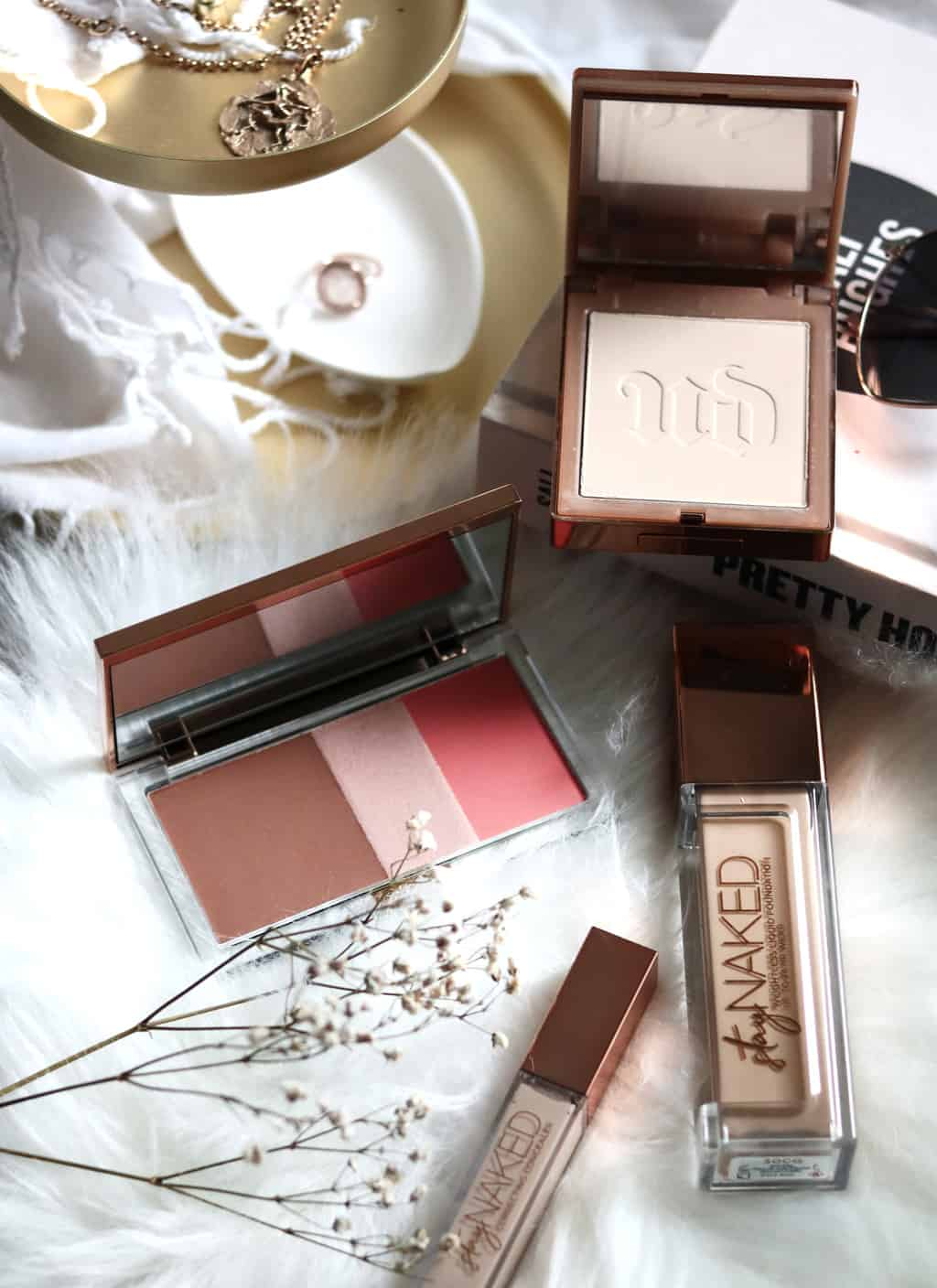 Testing Out the Urban Stay Naked Complexion Revamp