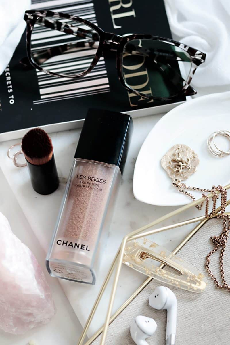 Chanel Les Beiges Water Fresh Tint