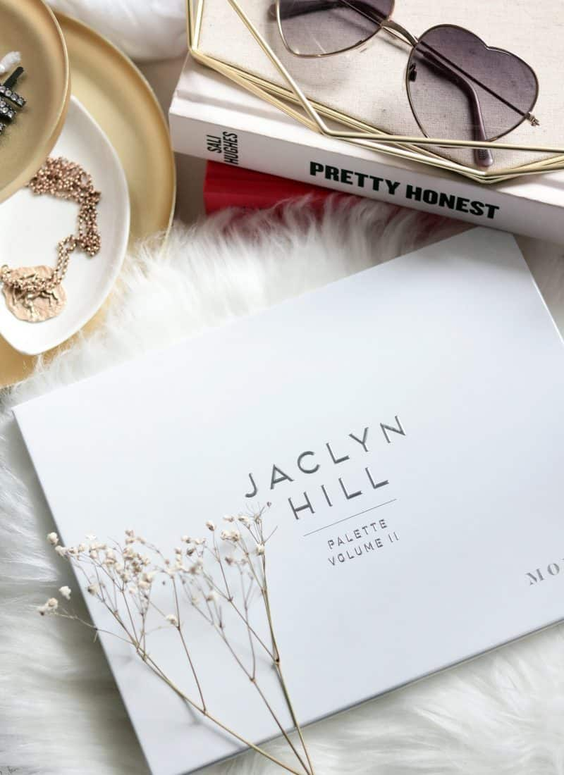 Jaclyn HIll Morphe Volume 2 Palette