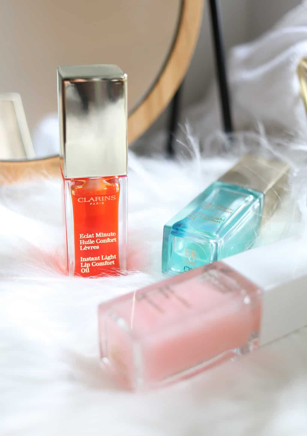 Must Have Lip Product | Clarins Lip Comfort Oils