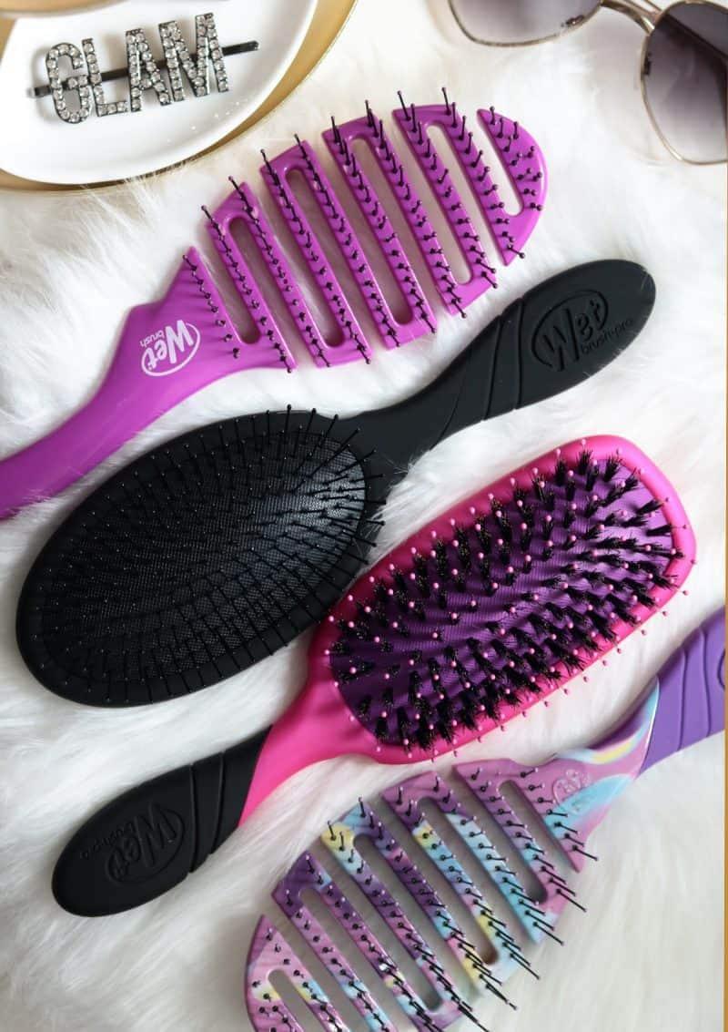 Wet Brush Shower, Wet Brush Shine, Wet Brush Flex