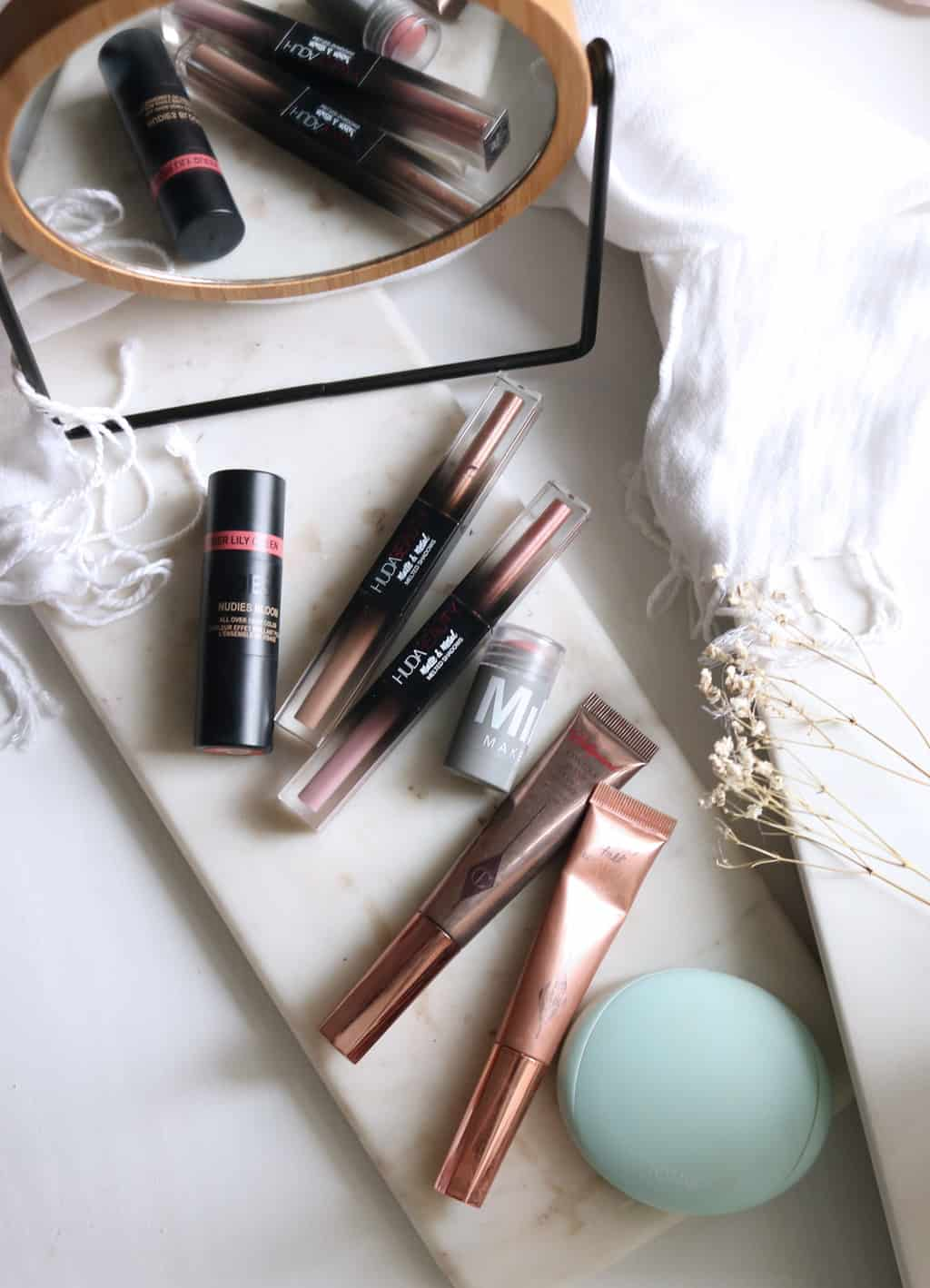 Current Cream Beauty Product Faves
