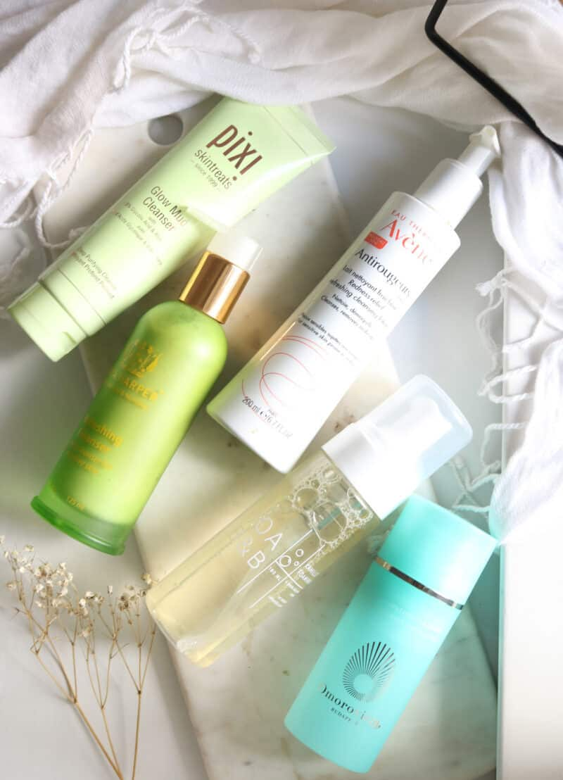 5 Favourite Morning Second Cleansers