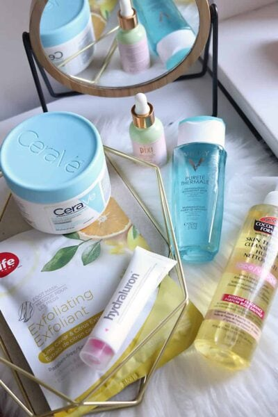 6 Holy Grail Drugstore Skincare Products