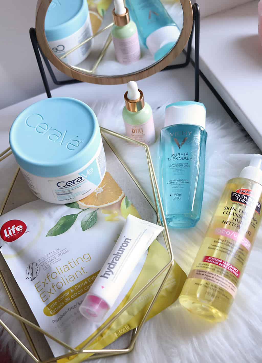6 Affordable Drugstore Skincare and Bath and Body Products