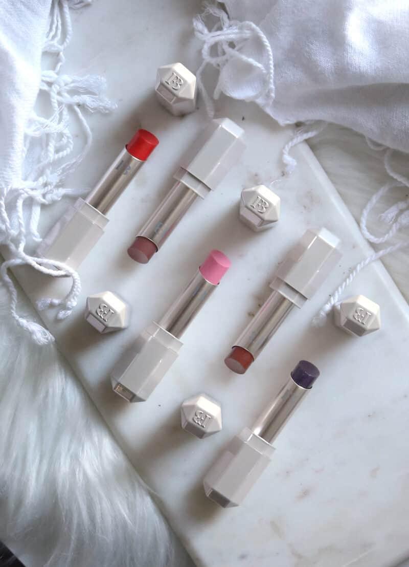 Fenty Slip Shine Sheer Shiny Lipstick