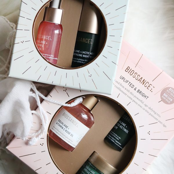 Biossance Holiday Gift Sets