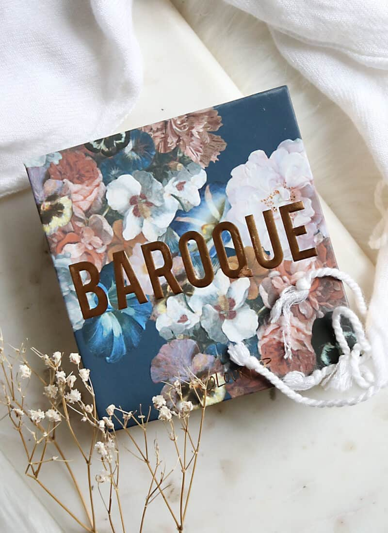 Colourpop Baroque Palette Review and Swatches