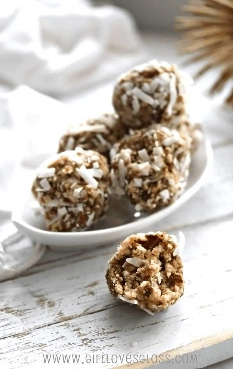 No-Bake Energy Bite Recipe | Lime in the Coconut Balls