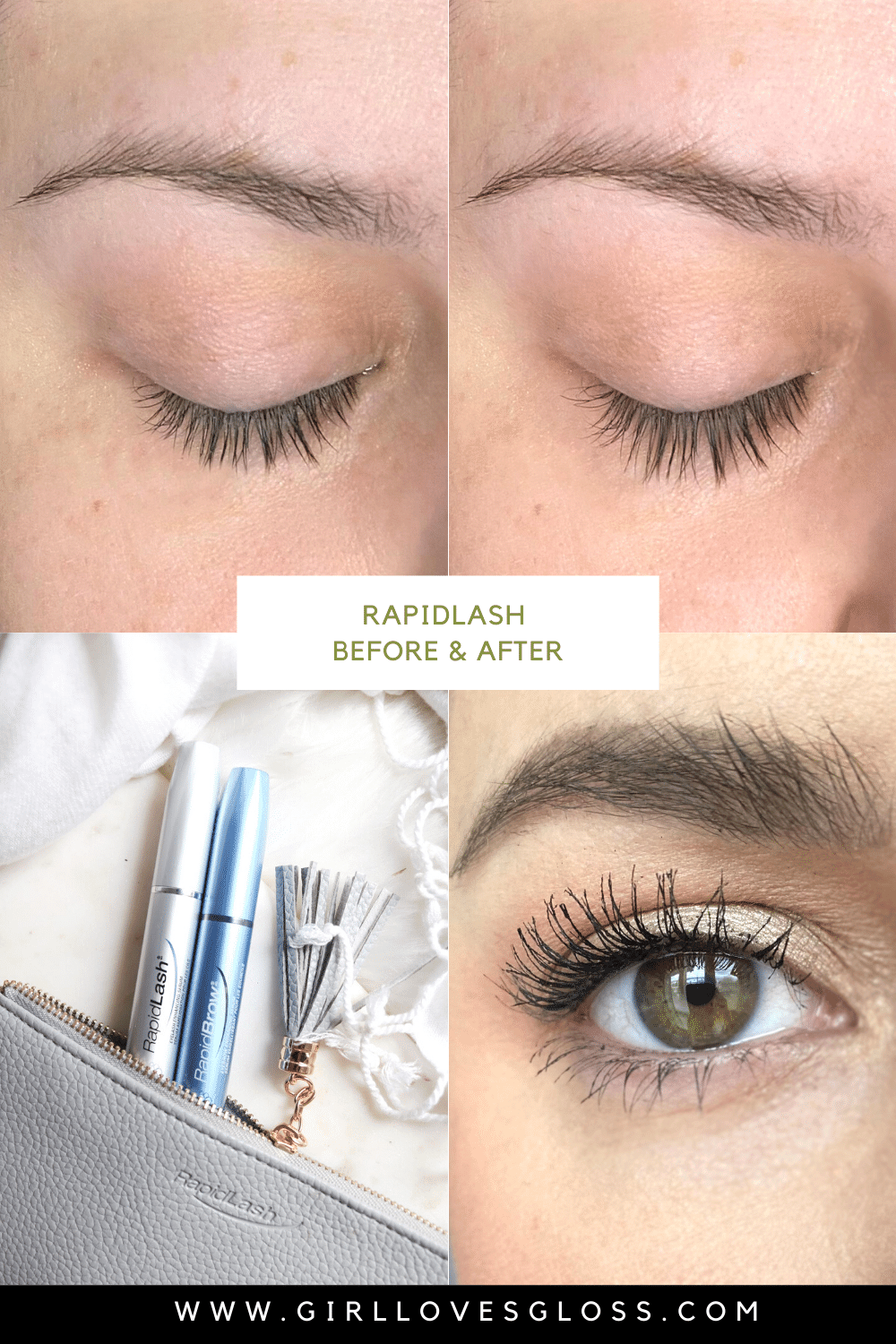 How to Get Longer and Fuller Looking Lashes