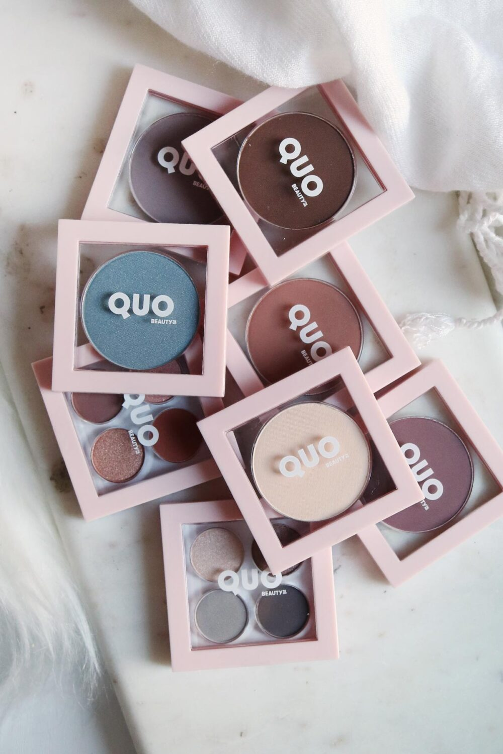 Quo Beauty Wake Up Eyeshadow Review